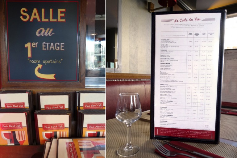 brasserie communication logo restaurant paris graphiste freelance