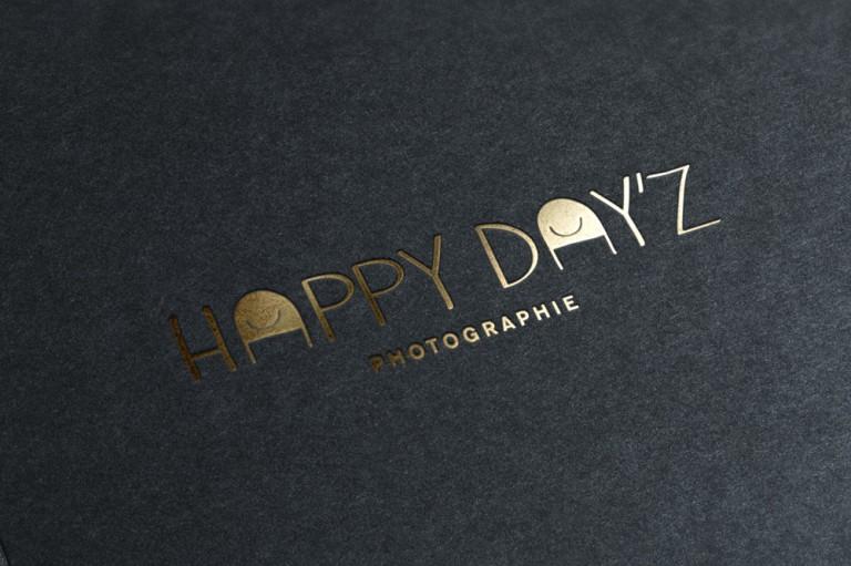 design logo photographe graphiste identité visuelle